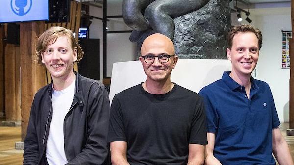 Microsoft / GitHub - Ugh!